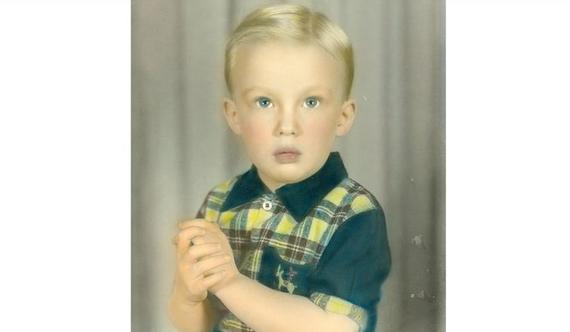When Donald Trump Was A Little Boy