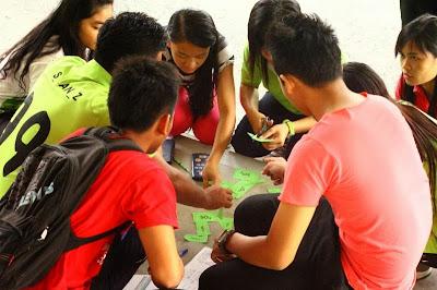 Kem Kimia 2013 : Kem Akademik Untuk Tahun Kelima