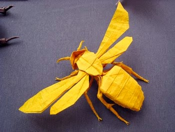 Wasp Origami