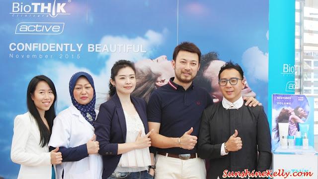 Confidently Beautiful with BioTHIK, Biothik Active, Avillion Port Dickson, biothik, biothik malaysia, avi spa, Hair Loss products, hair spa, hair care for hair loss, hair loss reacue,