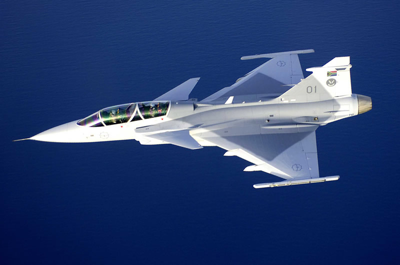 JAS 39 Gripen Multi-Role Fighter