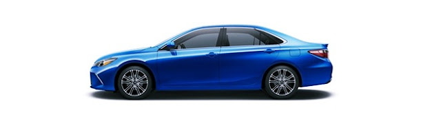 2017 Toyota Camry SE Special Edition