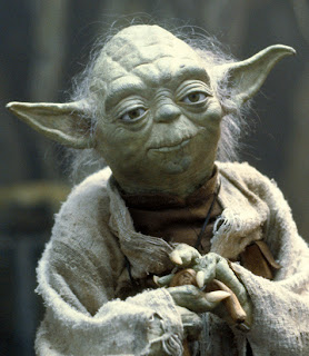 image of Yoda - Starwars Return of the Jedi