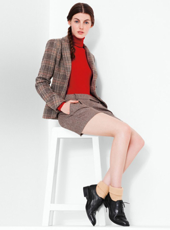 colección mujer otoño invierno 2011 2012
