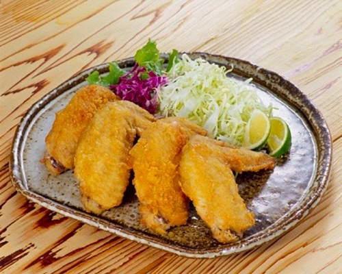 Crispy Chicken Wings - Cánh Gà Chiên Giòn