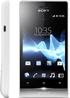 SONY XPERIA MIRO price and specifications