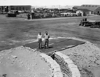 بدايه اكتشافات البترول في الجزيره العربيه 1942.jpg