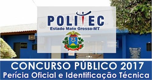 Apostila Concurso POLITEC-MT 2017