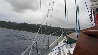 Ankunft in Futuna