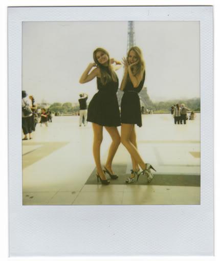 Polaroid Fashion Photography