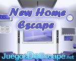 solucion juego New Home Escape