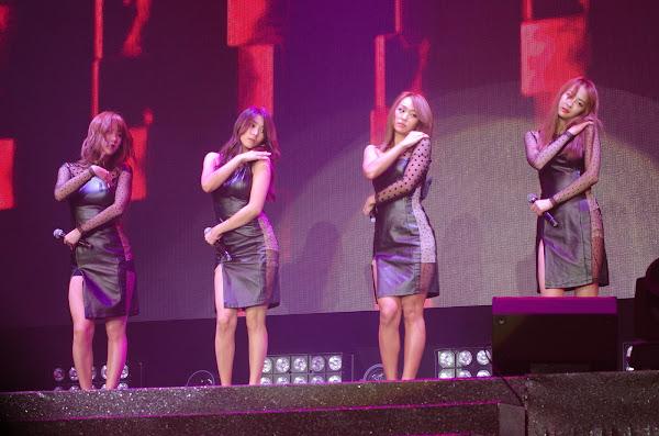 SISTAR Hong Kong Mini Concert