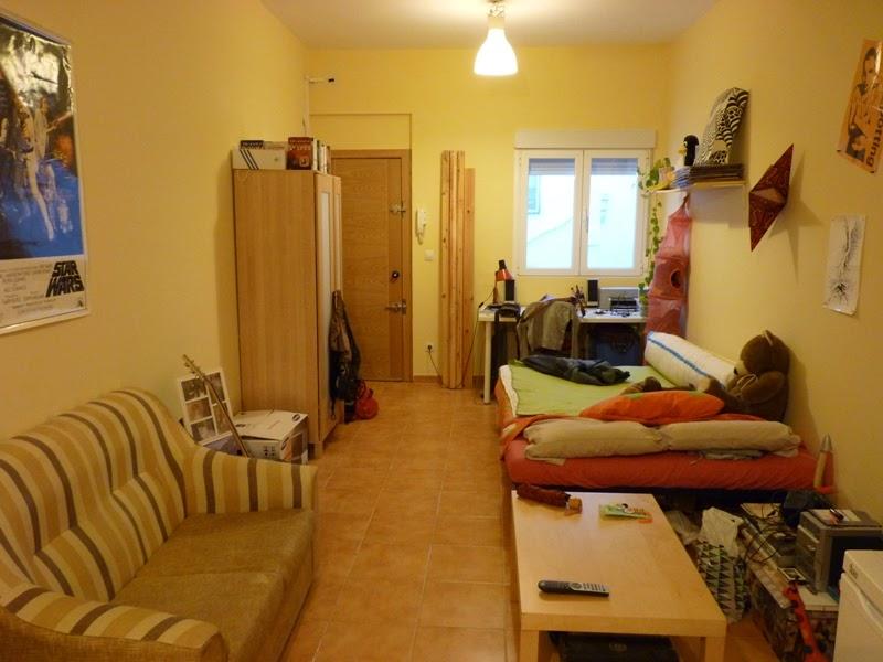 Alquileres por meses de apartamentos tur sticos y de temporada estudio barato centro madrid - Alquiler apartamentos por meses madrid ...
