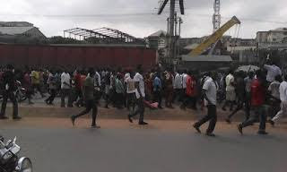 Biafra protest seven