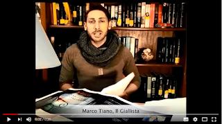Video Lancio di LA RAGAZZA CHE HAI SPOSATO di Alafair Burke. Il Giallista - Marco Tiano