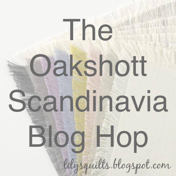 Oakshott Scandinavia Blog Hop