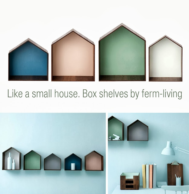 box shelves - the round button blog