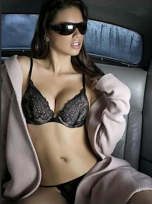Babe Of The Day - Adriana Lima