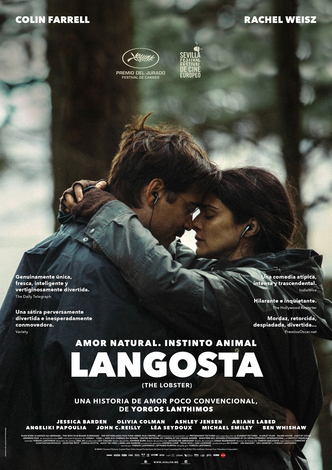 Langosta (2015)