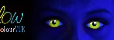 10 Inovasi Keren yang Terinspirasi dari Ultraviolet: Lensa Kontak UV