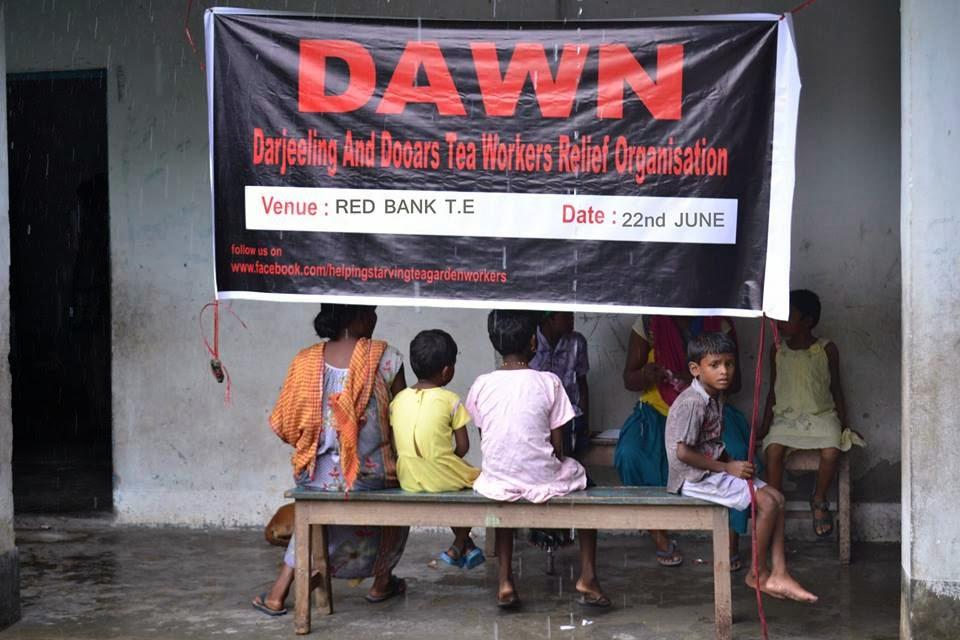 DAWN ORGANIZES HEALTH CAMP AT RED BANK T.E