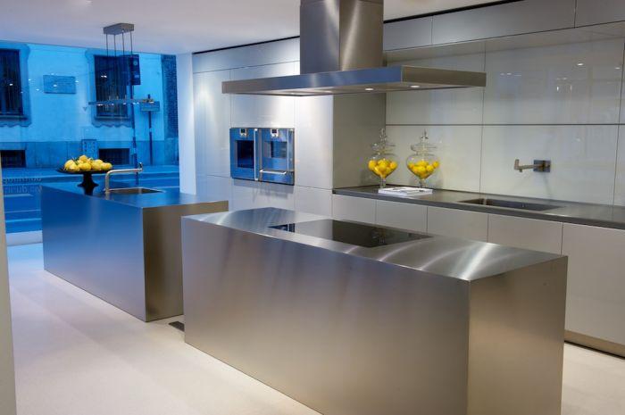Bulthaup b3 una joya de cocina cocinas con estilo for Marcas de cocinas