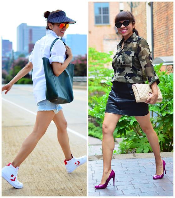 Versatile fashion style