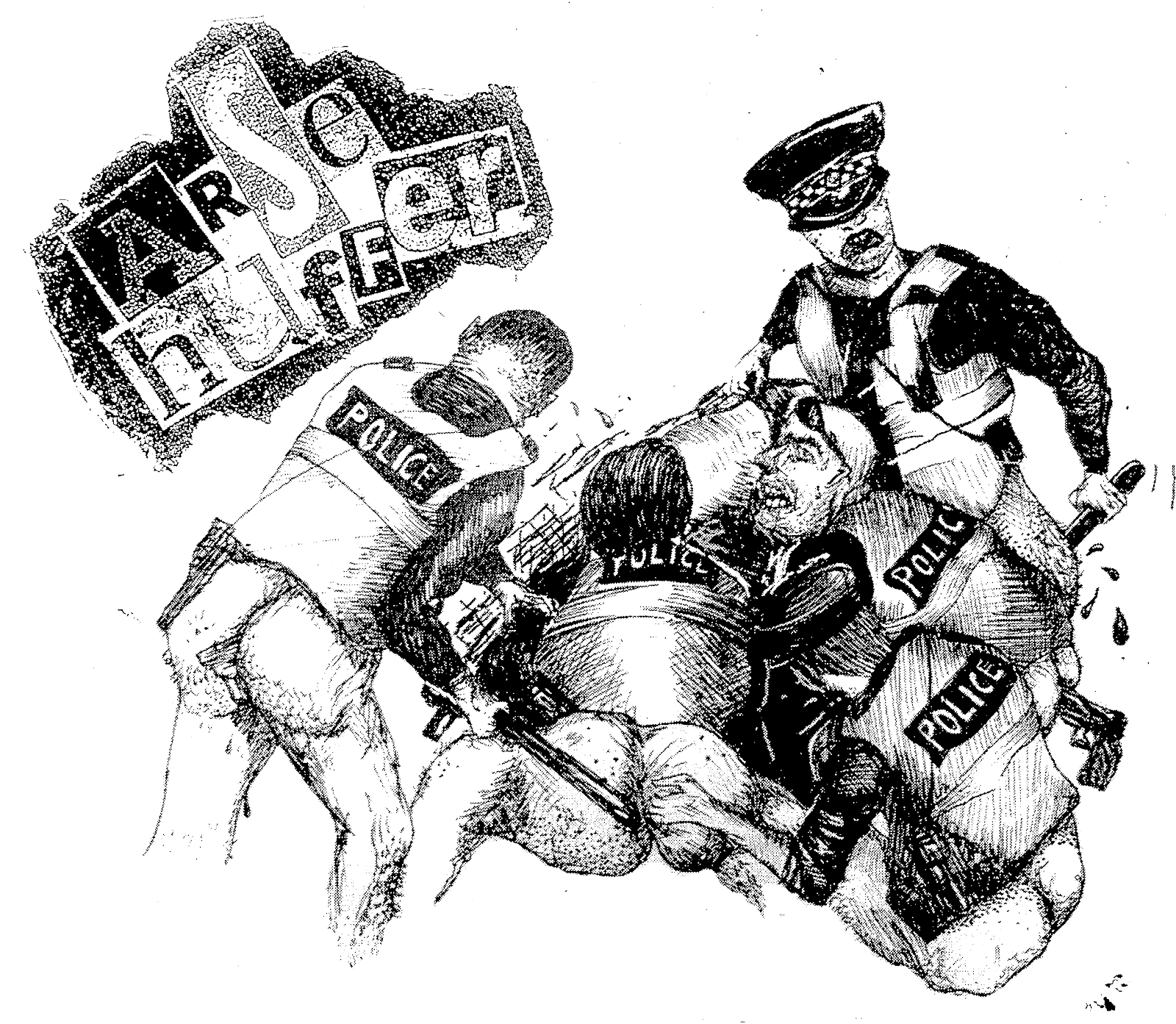 Arsehuffer's Bandcamp