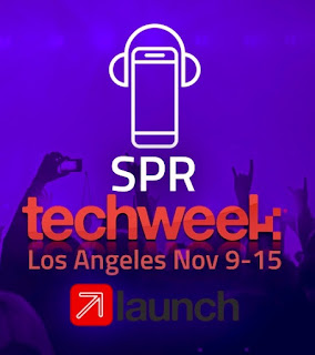 SmartPhoneRecoreds at Techweek LA Launch Championships