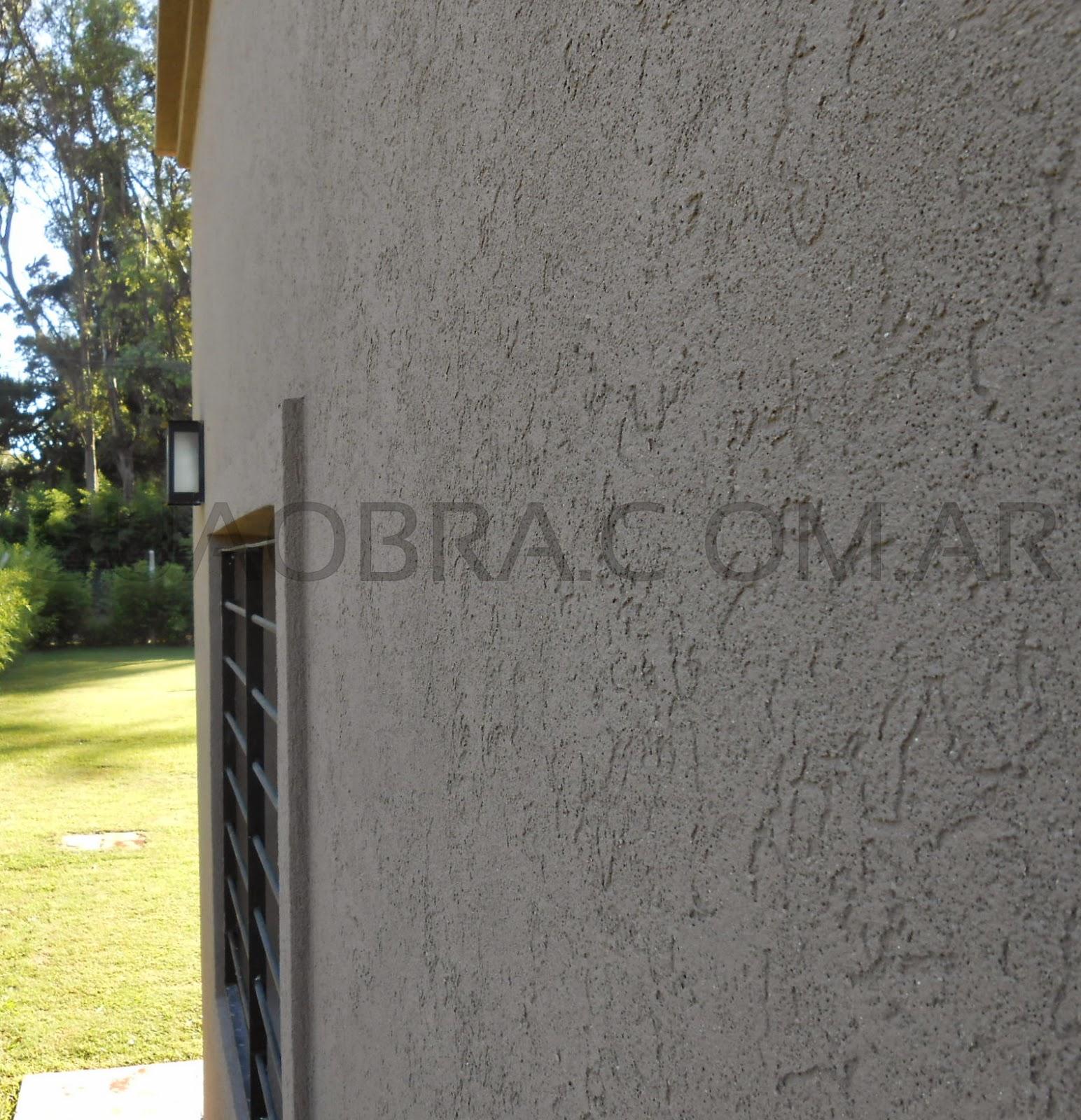 Colocacion profesional tarquini suaobra com ar revestimientos plasticos para paredes - Tipos de revestimientos exteriores ...