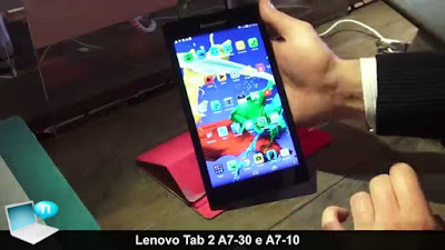 Tablet Lenovo 700 Ribuan Terbaru - Quadcore Ram 1GB