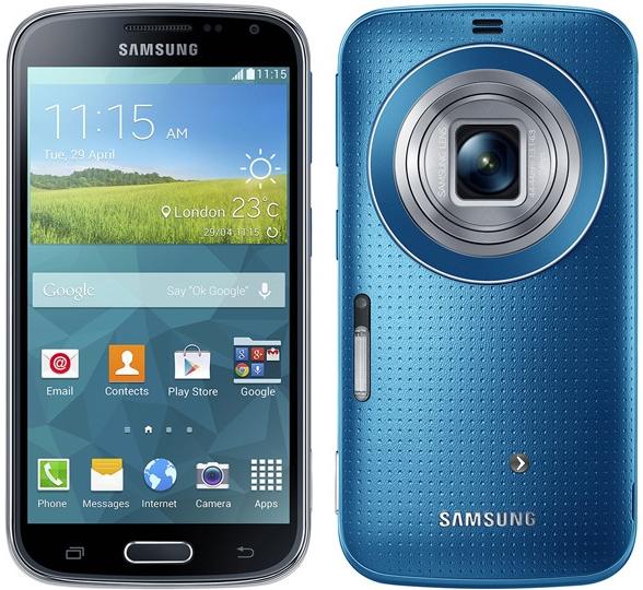 harga spesifikasi samsung galaxy K zoom terbaru 2015
