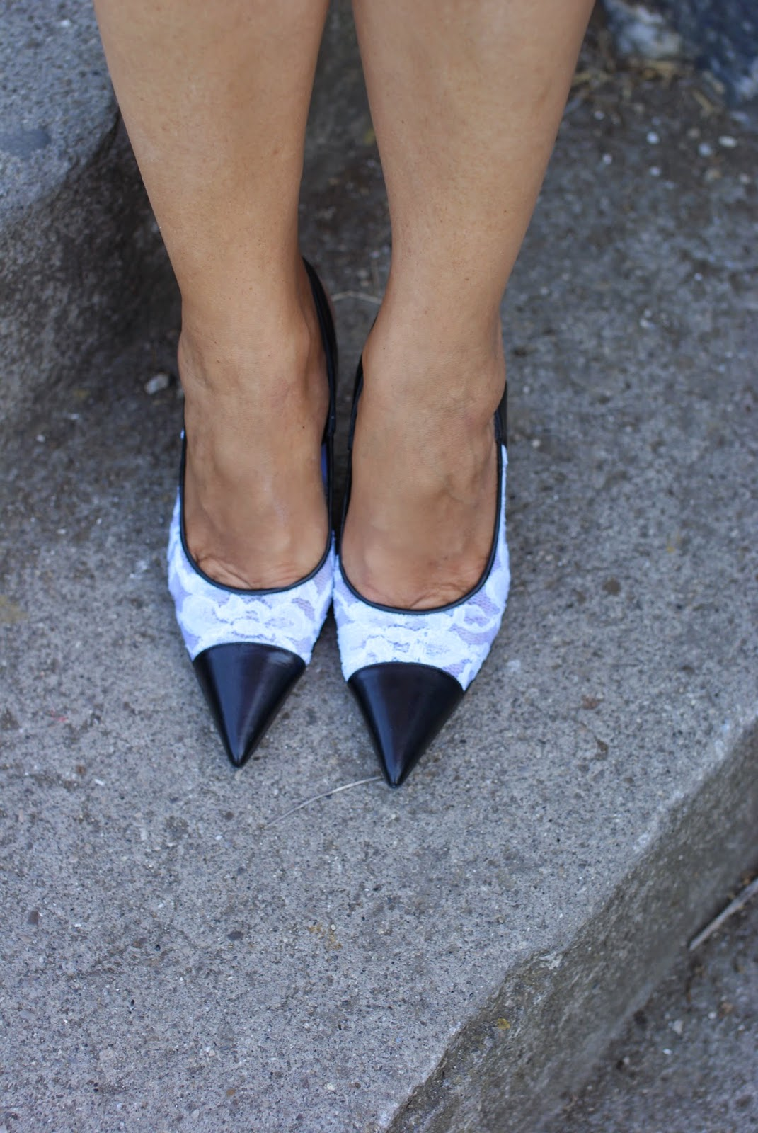 lace cap toe pumps, Nando Muzi shoes, Fashion and Cookies, fashion blogger
