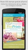 stampare foto gratis
