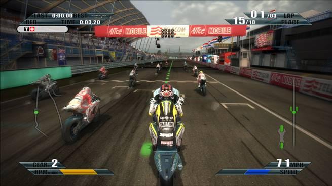 motogp 2011 game Photo