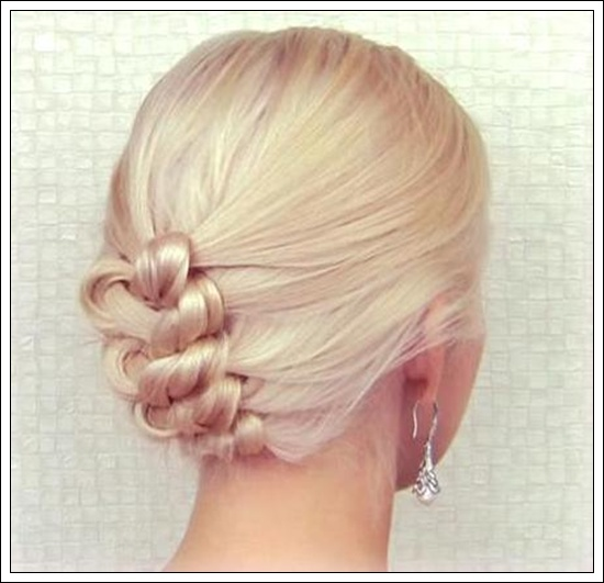 60 So Attractive and Easy Hair knot Styles: Tutorials - Fashion 2015