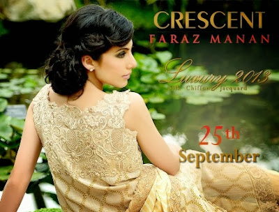 CRESCENT- FARAZ-MANAN-Luxury-2013