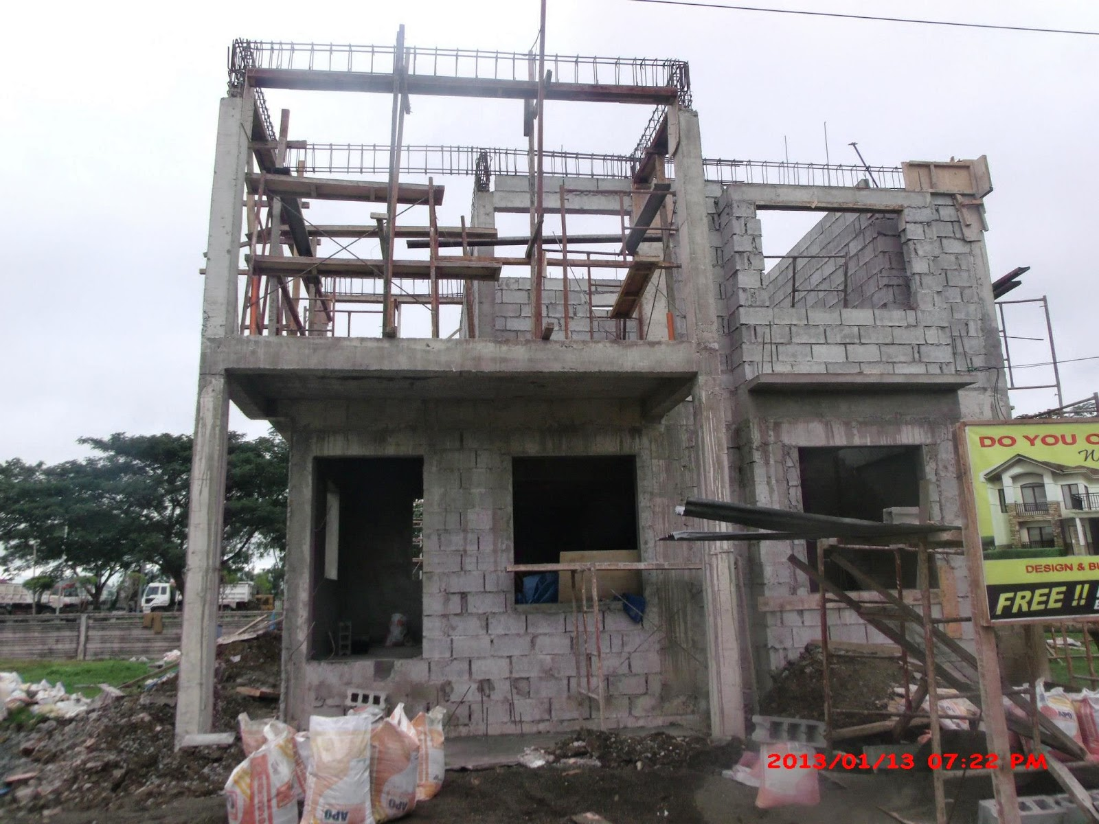 Philippines House Design Iloilo Plans Two Storey Philippine