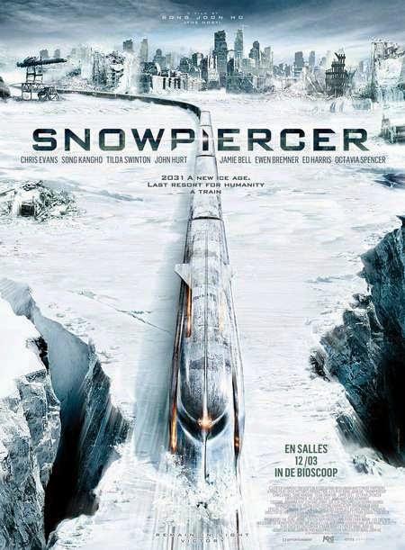 xem phim Chuyến Tàu Băng Giá - Snowpiercer