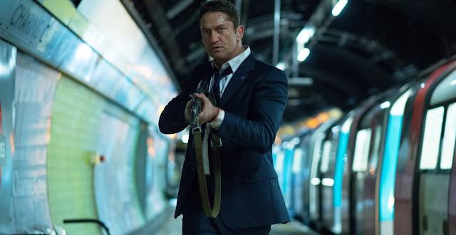 Primeiro trailer completo de Invasão à Londres é explosivo e cheio de ação