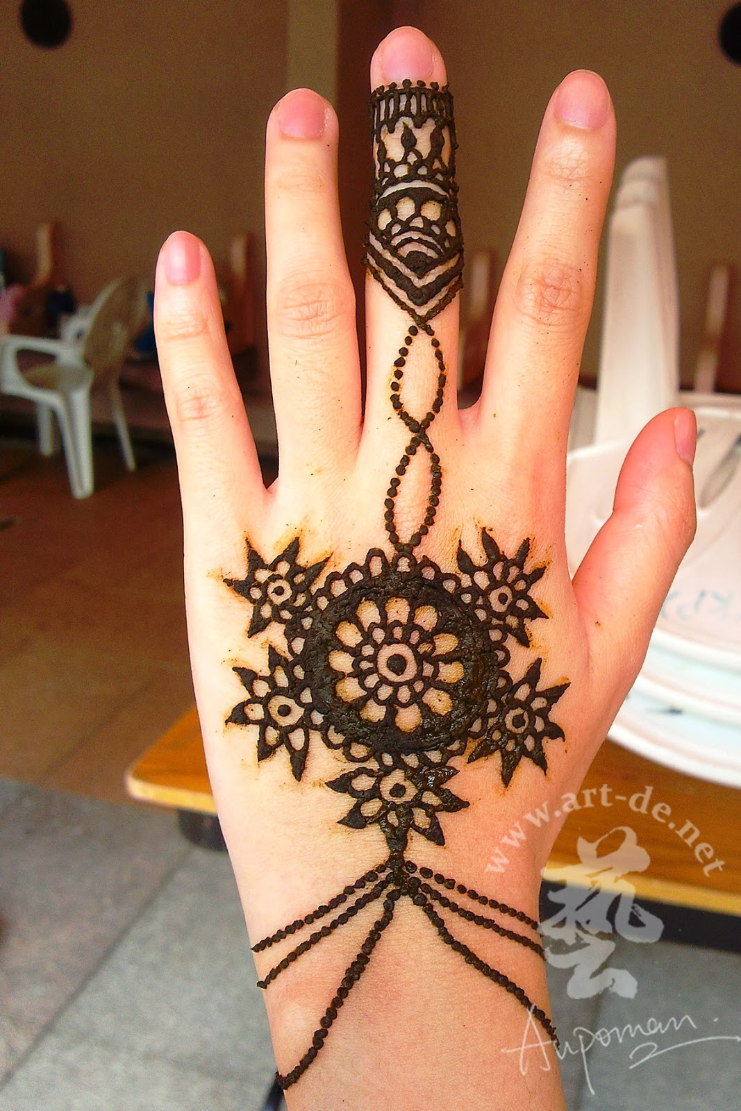 Henna designs 2014 tattoo designs hair dye designs for for Tattoo for beginners