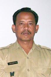 Kepala Desa Gamong (2007-2013)