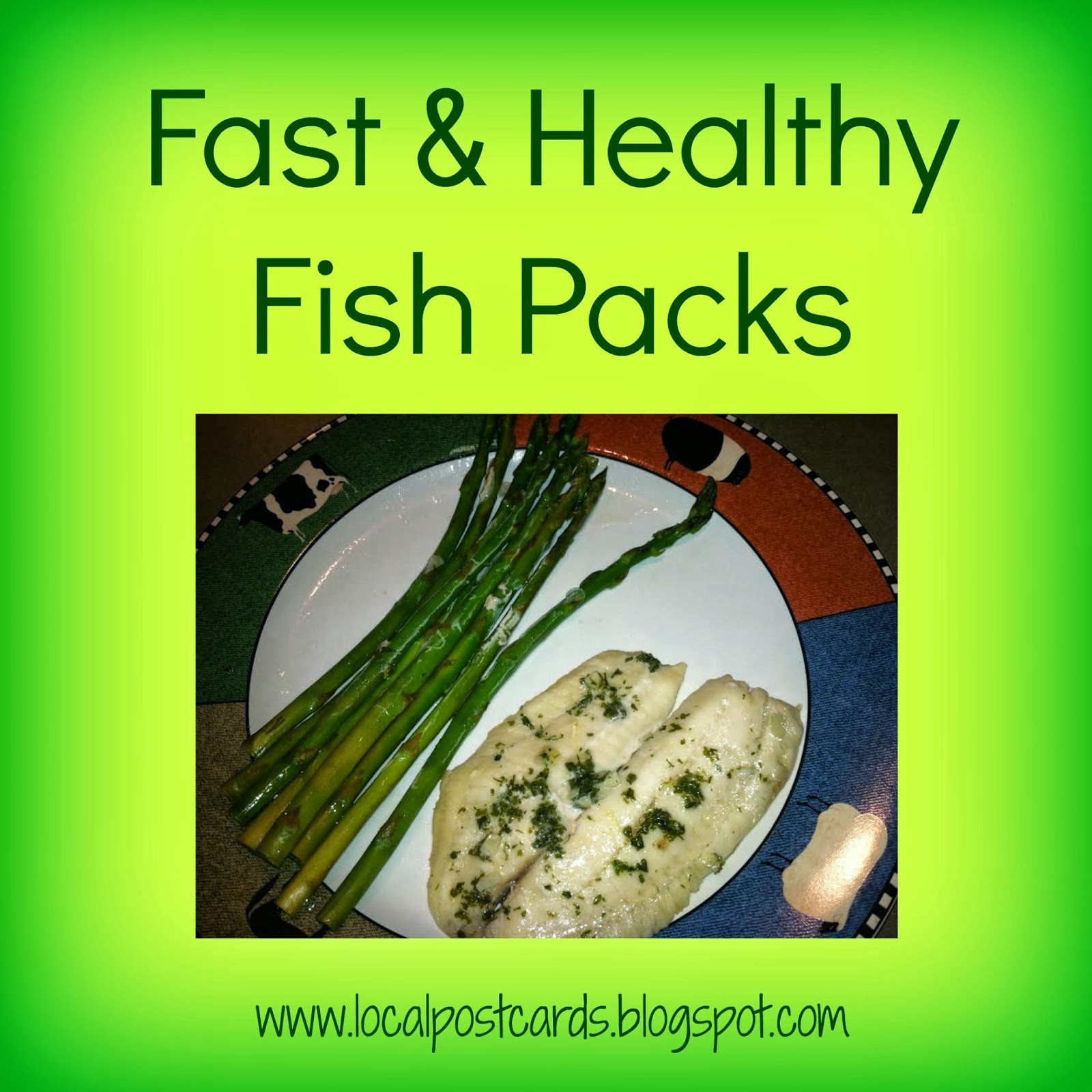 Easy Healthy Fish Recipe
