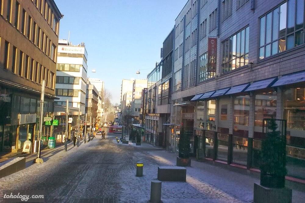 Lahti City center