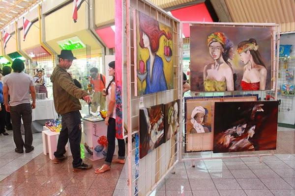 La feria Viva el Arte cumple 10 años