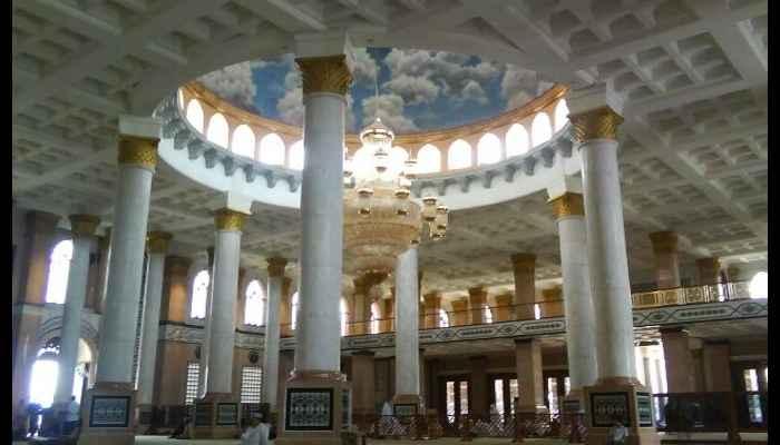 Tempat Wisata Yang Murah Tapi Asik di Tangerang - Kubah Emas Pagoda