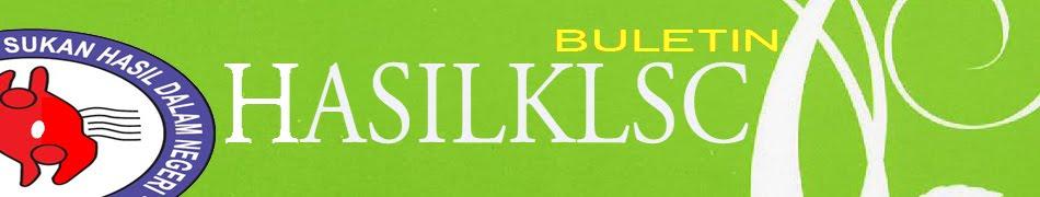 BULETIN HASILKLSC