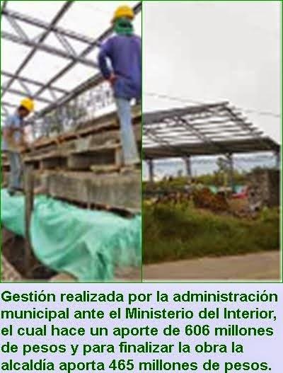 FUSAGASUGÁ: CENTRO DE INTEGRACIÓN CIUDADANA