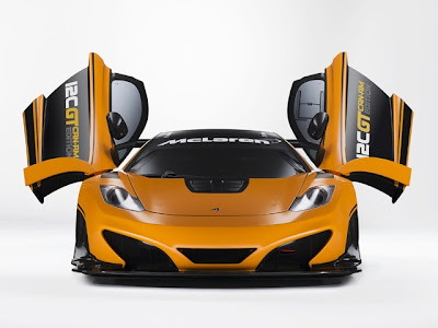 McLaren Car Wallpapers Collections