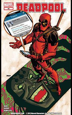 Deadpool Kills the Marvel Universe 1 4 (2012)